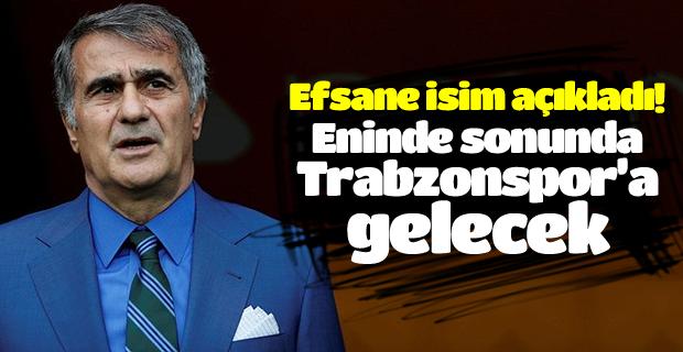 Trabzonspor'un efsane isimlerinden Ali Kemal Denizci, bordo-mavili takımın gelecek sezon teknik direktörünü açıkladı.