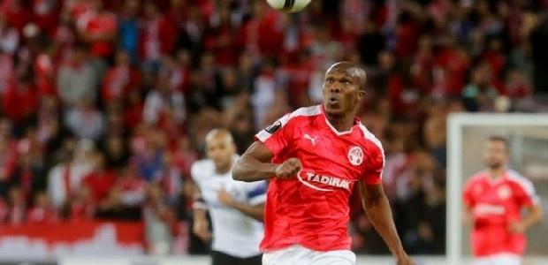 Trabzonspor, golcü oyuncu Anthony Nwakaeme'nin transferinde sona geldi. (Fotospor)