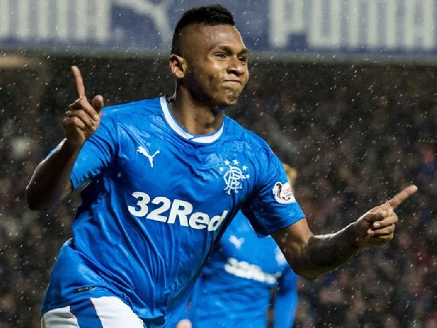Zürih'in golcüsü Michael Frey'i elinden kaçıran Fenerbahçe gözünü Glasgow Rangers'un Kolombiyalı forveti Alfredo Morelos'a çevirdi. (AMK)