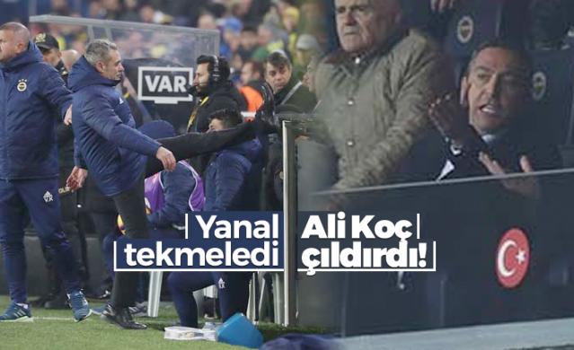 Spor Toto Süper Lig'de Fenerbahçe, Kadıköy'de Çaykur Rizespor'u konuk etti. (Skorer)