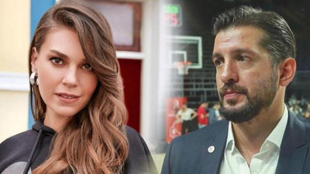 Eski basketbolcu Kerem Tunçeri'nin güzel oyuncu Aslı Enver ile ile aşk iddiaları gündeme bomba gibi düştü.  Dört yıllık ilişkisini kısa bir süre önce bitiren Aslı Enver, gönlünü eski basketbolcu Kerem Tunçeri'ye kaptırdı.