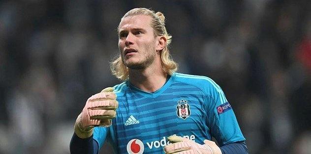 Beşiktaş'ın Liverpool'dan 2 yıllığına ve bu sezon takımdan ayrılacak olan Loris Karius için gelen yorumları şok etkisi yarattı. (Skorer)