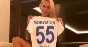 'Süper yenge' Irina Morozyuk'tan olay yaratan çekiliş!