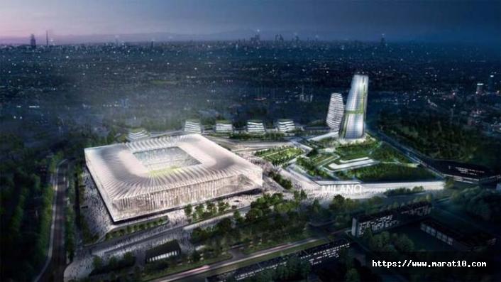 Dev stadyum projesi! 60 bin kişi...