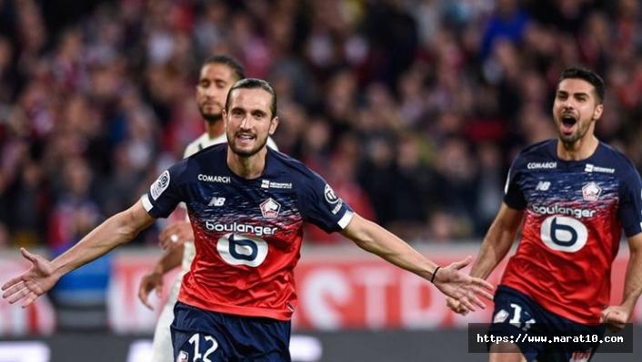 Trabzonspor'a Yusuf Yazıcı'dan 1 milyon Euro daha