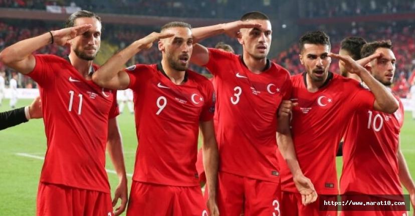 UEFA'dan 'asker selamına' ceza!