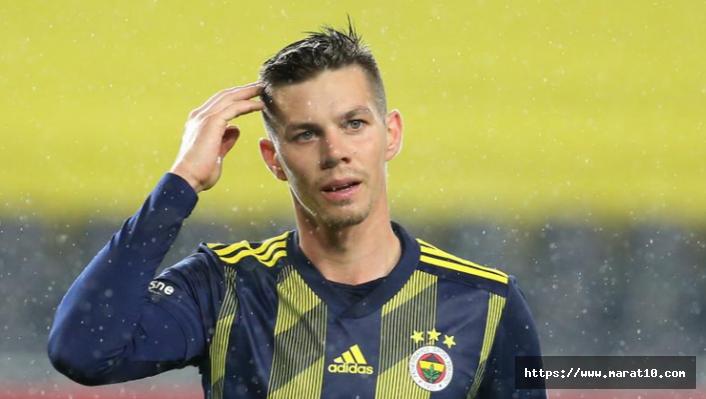 Fenerbahçe'ye kötü haber! Miha Zajc...