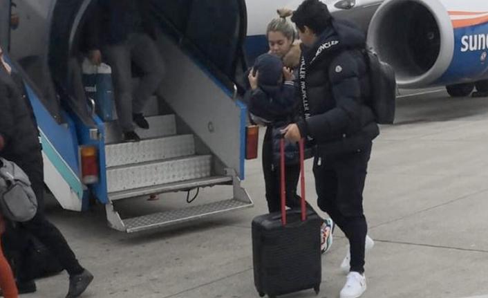 Trabzonspor Guilherme'yi Trabzon'a getirdi!