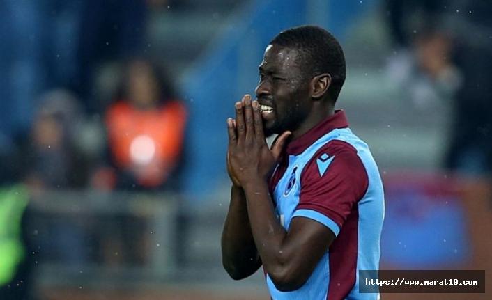 Ndiaye'den o futbolcuya flaş tepki!