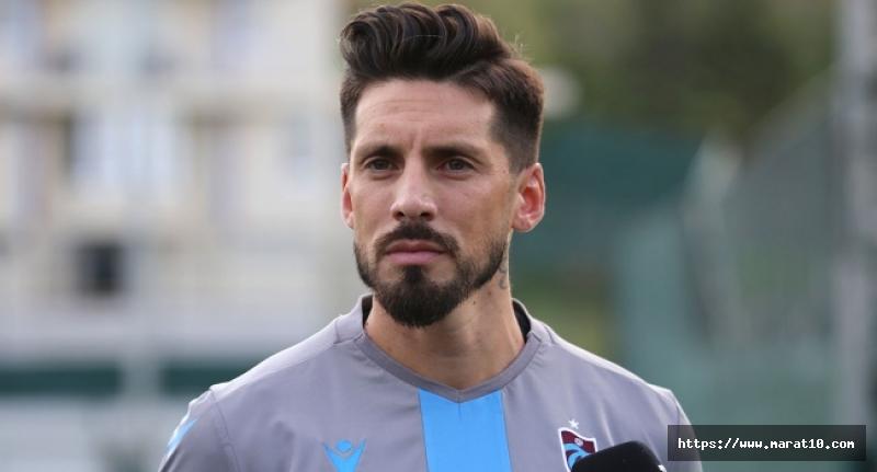 Trabzonspor'da Sosa 2 yıllık imzayı atıyor!