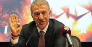Ahmet Ağaoğlu taraftarı coşturdu! 'Yurt dışında 3, yurt dışında 6 oyuncu'