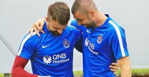 Trabzonspor'da 'feda' diyen 5 futbolcu