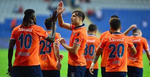 Medipol Başakşehir, Antalya'da gol yağdırdı!