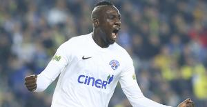 Galatasaray, Mbaye Diagne için gözünü kararttı