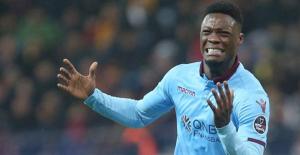 Trabzonspor'da kampın yıldızı Ekuban oldu