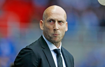 Feyenoord'un yeni teknik direktörü Jaap Stam