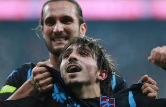 Trabzonspor deplasmanda Bursaspor'u yendi
