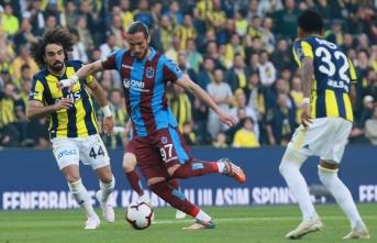 Trabzonspor Kadıköy'de son dakikada yıkıldı!