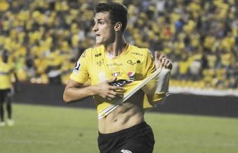 Trabzonspor'da forvete sürpriz isim! Juan Dinenno