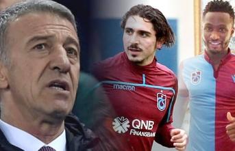 Ağaoğlu açıkladı! Abdulkadir Ömür, Obi Mikel ve transfer...