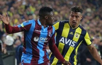 Trabzonspor'un Fenerbahçe maçı  muhtemel 11'i