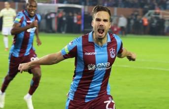 Trabzonspor'un transferini Novak açıkladı!