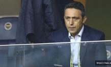 Fenerbahçe'de gündem Ali Koç'un bırakması