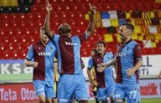 Trabzonspor, Göztepe'den 3 puanla döndü