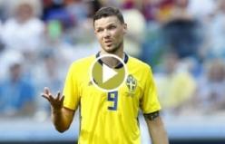 Trabzonspor'a İsveçli golcü! Marcus Berg...