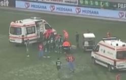 Korku dolu anlar! İki ambulans birden girdi...