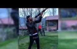 Eski Trabzonsporlu'dan tüfekle atış yapan Servet Çetin'e mesaj!