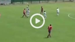Trabzonspor'un transferi Salih Kavrazlı'dan muhteşem goller