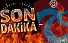 Trabzonspor anlaşmayı KAP'a bildirdi