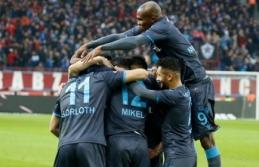 Trabzonspor, Kasımpaşa karşısında adeta coştu