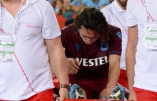 Trabzonspor'a kötü haber! Abdülkadir Ömür...