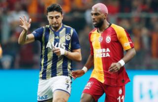 Galatasaray ile Fenerbahçe yine yenişemedi