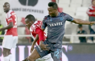Trabzonspor Sivas'ta 'Final' yaptı