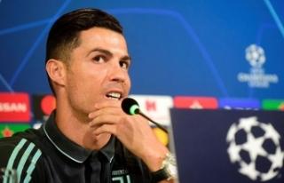 Ronaldo'ya çılgın teklif! 1 yıl için 100...