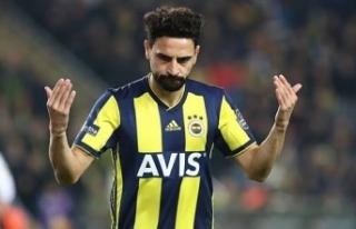 Fenerbahçe'de Mehmet Ekici riski!