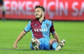 Trabzonspor'un genç yıldızı takımla çalışmalara...