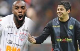 Trabzonspor'un yeni transferleri Fenerbahçe maçında...
