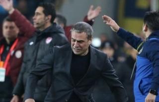 Fenerbahçe'de Ersun Yanal istifa etti