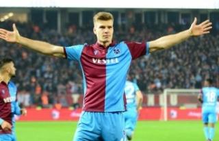 Trabzonspor'dan son dakika Alexander Sörloth...