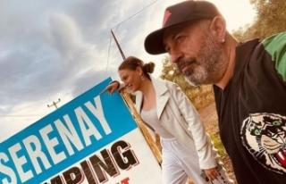 Cem Yılmaz'dan sürpriz Serenay Sarıkaya paylaşımı