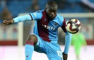Trabzonspor'a Ndiaye müjdesi