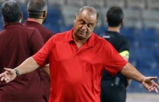 "Fatih Terim: ""Trabzonspor'a karşı 10 kişi..."