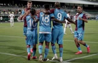 Trabzonspor, Denizlispor'a yenildi