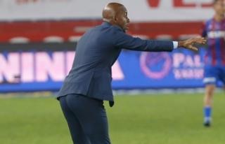 Trabzonspor'un yeni hocasını böyle açıkladı!