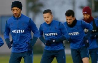 Trabzonspor'da Marlon ve Vitor Hugo gelişmesi!