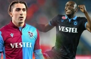 Trabzonspor'da 2 isme şok! 4.3 Milyon Euro...